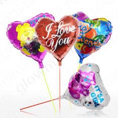 Baloane inimioara pentru petreceri - Baloane copii