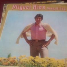 XXX DISC VINIL MIGUEL RIOS - SONG OF JOY - Muzica Latino