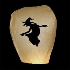 Lampioane zburatoare Vrajitoare halloween