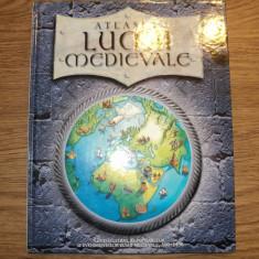 Atlasul lumii medievale de Simon Adams, Rao