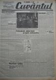 Cuvantul , ziar legionar , 9 Aprilie 1933 , art. Mihail Sebastian , Nae Ionescu