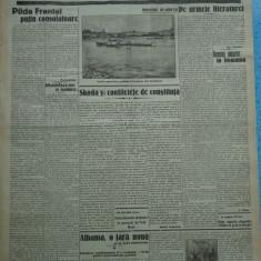 Cuvantul, ziar legionar, 30 Iunie, 1933, artic. Mihail Sebastian, Racoveanu