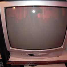 Televizor color CRT Hyundai 20B9M14, 20 inch (50 cm. diagonala), telecomanda - Televizor CRT