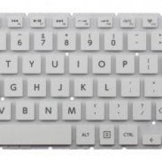 Tastatura laptop Toshiba Satellite L50D-B layout US white
