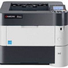 Imprimanta laser Kyocera KYOCERA FS-4100DN - Imprimanta laser alb negru Kyocera, DPI: 1200, A4