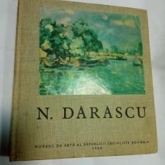 CATALOG N. DARASCU - EXPOZITIA 1966 - Album Arta