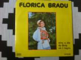 Florica Bradu cine o zis de cris ca i negru disc vinyl lp muzica populara, VINIL, electrecord