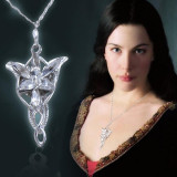 Pandantiv | Colier | Lantisor | LORD OF THE RINGS LOTR - ARWEN EVENSTAR
