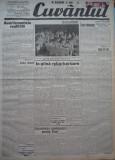 Cuvantul , ziar legionar , 23 Apr. 1933 , artic. Nae Ionescu , Racoveanu