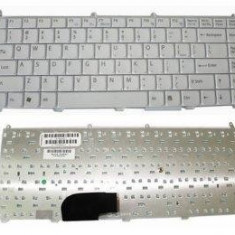 Tastatura laptop Sony Vaio VGN-AR31M white
