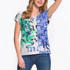 Bluza din vascoza - Lady M - art 22802 multicolor