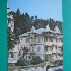 HOPCT 24272 SLANIC MOLDOVA /VILA CAPRIOARA -JUD BACAU-NECIRCULATA - Carte Postala Moldova dupa 1918, Printata