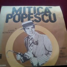 DISC VINIL MITICA POPESCU MUSICAL DE NICU ALIFANTIS - Muzica soundtrack