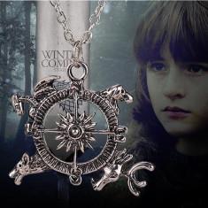 Pandantiv | Colier | Lantisor | Medalion - Game of Thrones - Compass
