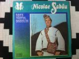 Nicolae sabau bate vantul dorului album disc vinyl lp muzica populara EPE 01630, VINIL, electrecord