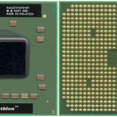 AMD Athlon 64 X2 QL-65 AMQL65DAM22GG SOCKET S1 (S1g2) 638-pin micro-PGA ca NOU - Procesor laptop