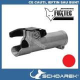 Cuplaj intermediar pentru tije motocoasa | piese de schimb Fuxtec | cupla mufa