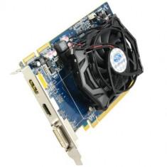 Placa video calculator pentru jocuri ATI HD5670 1GB Ddr5 Sapphire 4ghz memorie - Placa video PC Sapphire, PCI Express