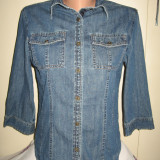 Camasa denim Bossini Jeans Mar M