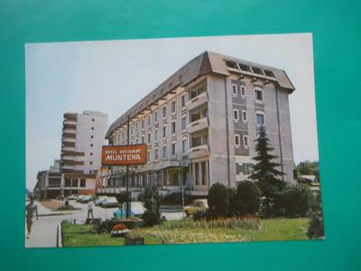 HOPCT 24370  CAMPINA /HOTEL MUNTENIA  -JUD PRAHOVA -NECIRCULATA foto