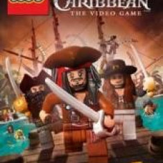 Lego Pirates Of The Caribbean Psp - Jocuri PSP
