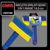 Racleta spalator geam 3 in 1 Magic 14, 5 cm - CRD-LAM37480