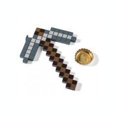 Desfacator De Sticle Minecraft Pickaxe - Palarii Barbati