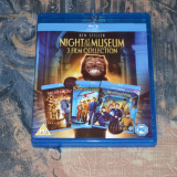 Film - Night At The Museum Collection 3 Filme [3 Blu-ray Discs] Release UK Orig