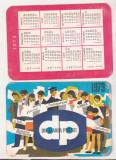 bnk cld Calendar de buzunar - 1973 - Difuzarea presei