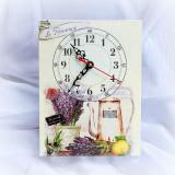 Ceas pe panza - levantica - 8713 - Ceas de perete