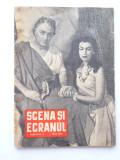 BRPG - SCENA SI ECRANUL - MAI 1958