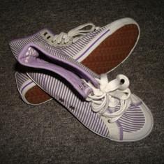 Bascheti/tenesi/incaltaminte sport PEPE JEANS LONDON noi - Tenisi dama Pepe Jeans, Culoare: Din imagine, Marime: 37, Textil