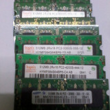 Memorie ram laptop 512 MB DDR2