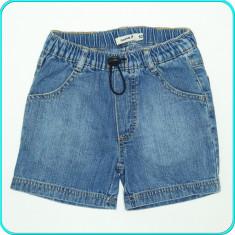 Pantaloni scurti blugi, subtiri, comozi, NAME IT _ baieti | 18-24 luni | 92, Marime: Masura unica