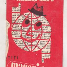 bnk cld Calendar de buzunar - 1970 - Cititi Romania Libera si Magazin