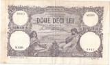 ROMANIA 20 LEI 1929 XF