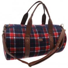 Geanta Soul Cal Barrel Bag - Originala -Anglia- Dimensiuni W49 x H28 x D28 cm - Geanta sala