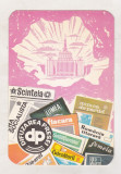 bnk cld Calendar de buzunar - 1974 - Difuzarea presei