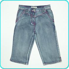 Pantaloni / blugi ¾ ELASTICI, subtiri, de vara, C&A _ fete | 12 - 13 ani | 158, Marime: Alta