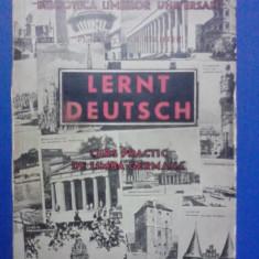 Curs practic de limba germana - Max Richter / R3P1S - Curs Limba Germana