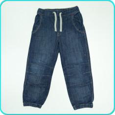 DE FIRMA → Pantaloni—blugi ¾, subtiri, de vara, H&M → baieti | 6—7 ani | 122 cm, Alta