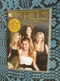 THE HILLS (SERIAL DRAGOSTE / MODA - sezonul 1) - 2 DVD-uri ORIGINALE - CA NOI!