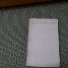 M.SADOVEANU - ROMANE SI POVESTIRI ISTORICE Vol.1.., editie pe foita - Carte de lux