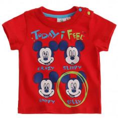 Tricou Disney Mickey rosu