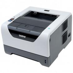 Imprimante Laser Monocrom Brother HL-5350DN, Duplex, Retea, USB, 1200 x 1200 dpi - Imprimanta laser alb negru Brother, A4, 30-34 ppm