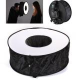Softbox circular cu diametul de 45cm, pentru Flash blitz extern