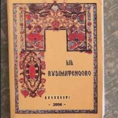 KLK RUDIMATENQORO rugaciuni in limba romani - Carti de cult