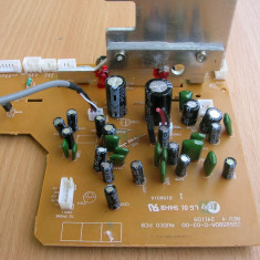 Etaj amplificator cu LA4630N