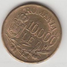 10000 lei 1947 Mihai I L 1.12 - Moneda Romania, Alama