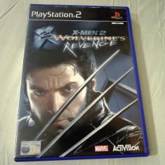 Joc X-Men 2 Wolverine's Revenge, PS2, original, alte sute de jocuri! - Jocuri PS2 Activision, Actiune, 16+, Single player